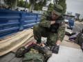 В бригаде россиян боевик подорвал себя на гранате - разведка