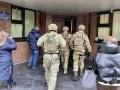 В Харькове задержали фискала, обложившего бизнесмена стотысячной