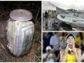 Неделя в фото: взятка в стеклянной банке, ураган в Затоке и победа Свитолиной