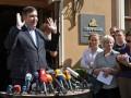 Суд и тур по городам. Что происходит с Саакашвили