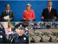 Итоги выходных: День Независимости, новая львовская полиция и встреча в Берлине