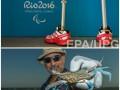 День в фото: Паралимпиада в Рио и спасение крабов в Кувейте