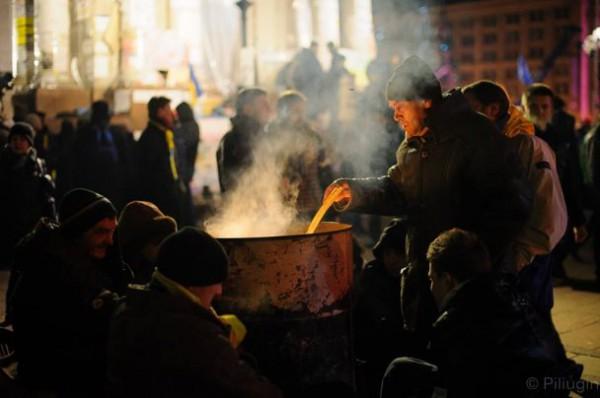 История Евромайдана: как это было