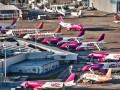 В Wizz Air сообщили причину задержек рейсов из Киева