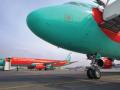 Украинская авиакомпания пополнила флот первым в стране широкофюзеляжным самолетом