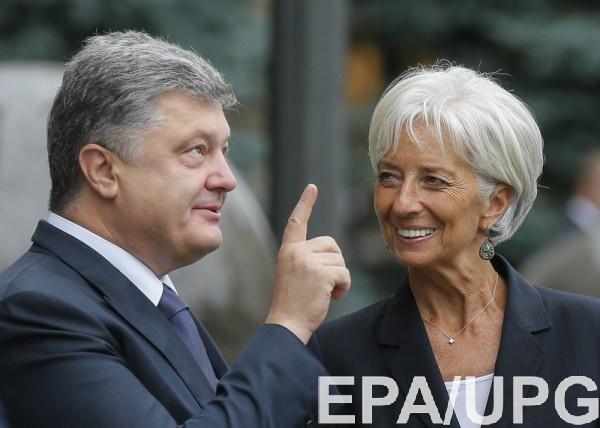 Деньги МВФ пойдут на пополнение золотовалютных резервов