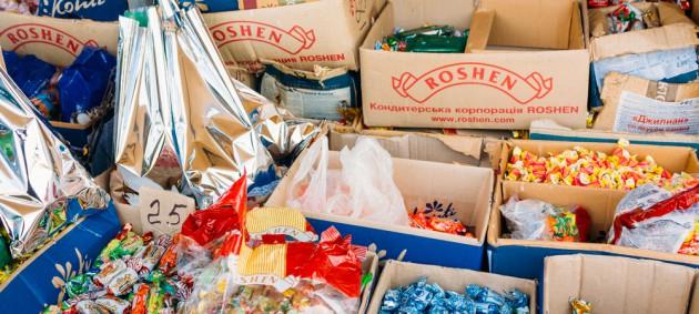Roshen лишил Киевхлеб права на торт