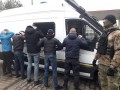 Ультрас с травматами и метательными ножами ехали в Одессу перекрывать трассу