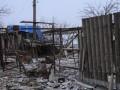 Обстрелы оставили без света поселок на Донбассе