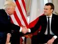 США и Франция будут координировать действия из-за коронавируса