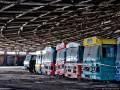 В Киеве отменили шесть автобусных и трамвайных маршрутов