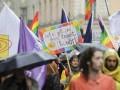 На гей-параде в Риге присутствовали американские послы
