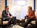 Кэмерон и Меркель обсудили