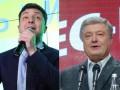 В сети появился трейлер дебатов между Зе и Порошенко