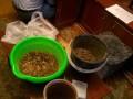 В Ровненской области правоохранители изъяли 15 кг янтаря-сырца на миллион гривен