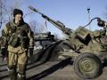 Террористы ведут огонь из тяжелой артиллерии - штаб АТО