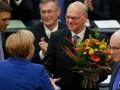 В Германии избрали председателя правительства