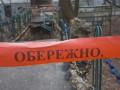 В Киеве рухнул пешеходный мост