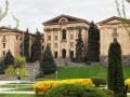 В Армении горело здание парламента