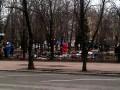 В Луганске свернули палатки пророссийской ''гвардии''