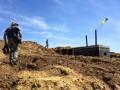 На Донбассе завершили строительство фортификаций (инфографика)