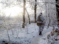 Экспертиза установила причину гибели троих морпехов под Мариуполем