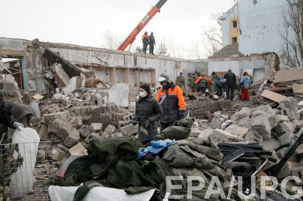 В Донецке из-за взрыва пострадали школьники