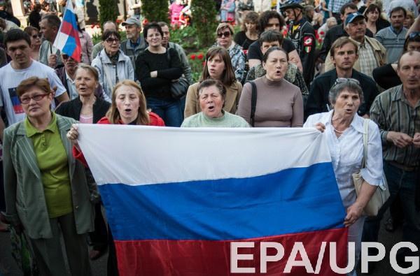 Путин в очередной раз назвал украинцев и русских одним народом