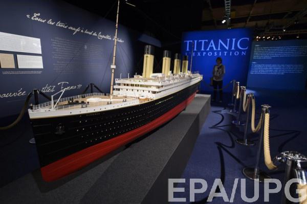 Британская компания проведет туры по посещению Титаника