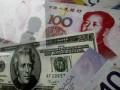 Иена упала до 33-месячного минимума к доллару