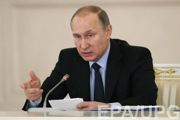 Неуязвимость Путина - лишь кажущаяся видимость