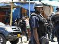 На Ямайке полицейские