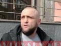 Националиста, который напал на Сивохо, отпустили из-под стражи
