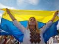 По-украински дома говорят почти вдвое больше украинцев, чем по-русски