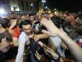 Кремль о протестах в Грузии: Русофобская провокация
