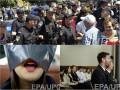 Итоги 6 июля: Протест под Радой, #яНеБоюсьСказати и суд над Месси