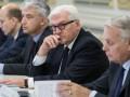 Штайнмайер: Москва обещает прекращение огня с 15 сентября