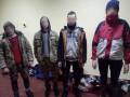 В Чернобыльской зоне задержали молодых сталкеров