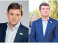 Онищенко начал показывать