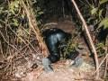 В Киеве нашли почерневший труп в неестественной позе