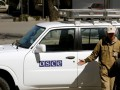 Наблюдатели ОБСЕ попали под обстрел боевиков