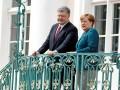 Порошенко встретится с Меркель по миротворцам ООН