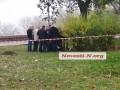 В Николаеве под зданием мэрии найден труп с ножевыми ранениями
