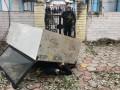 В Харькове вор погиб под украденным холодильником