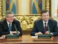 Янукович не смог выговорить слово