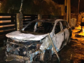 В Ровно секретарю горсовета сожгли Toyota RAV4