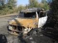 В Харьковской области из гранатомета обстреляли авто с водителем