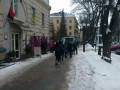 В Тернополе ударили ножом экс-депутата
