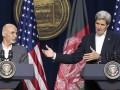 Керри прилетел в Афганистан с необъявленным ранее визитом