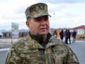 Полторак заявил о срыве договоренностей про перемирие на Донбассе